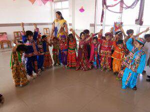 Dandiya Activity